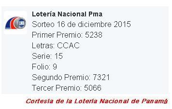 resultados-sorteo-miercoles-16-de-diciembre-2015-loteria-nacional-de-panama