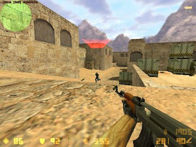 Screenshoot 2 - Counter Strike 1.6 | www.wizyuloverz.com