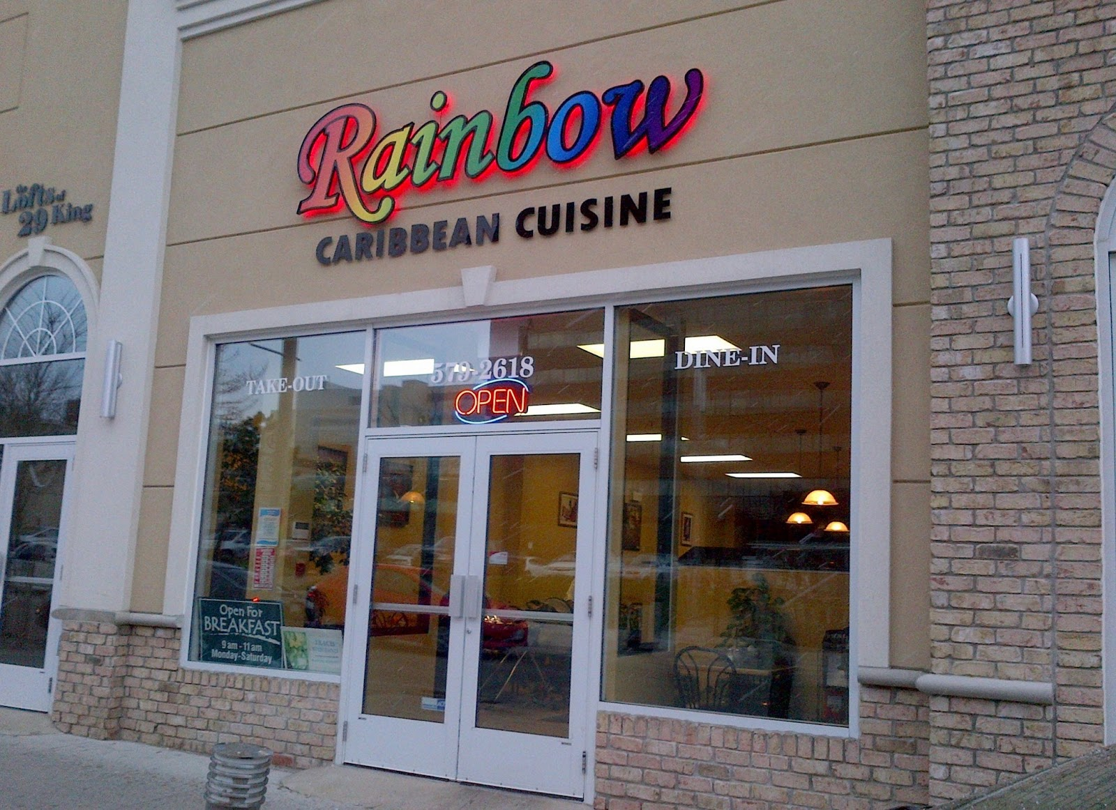 Caribbean Restaurant Kitchener
