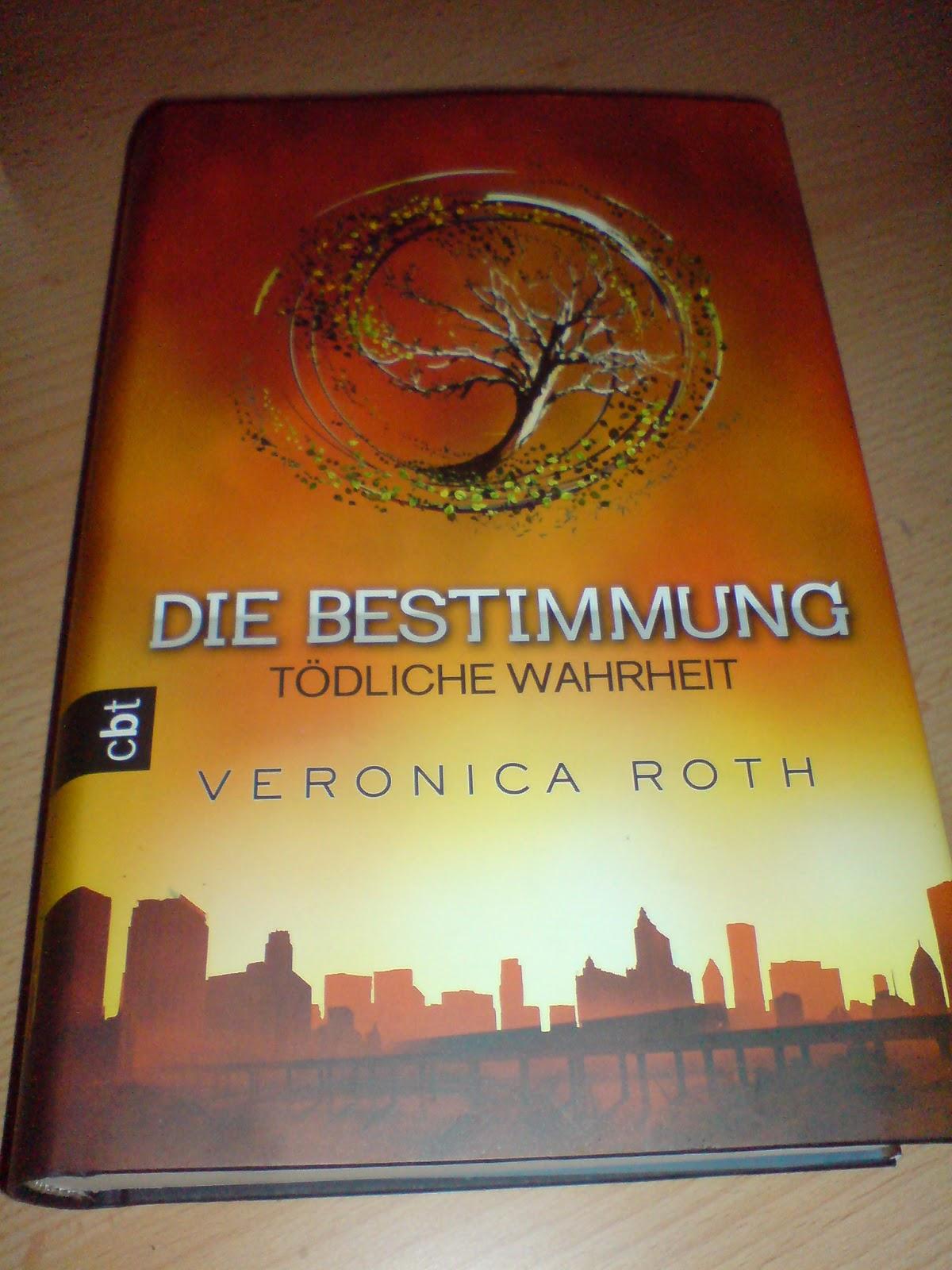 books veronica roth bestimmung toedliche wahrheit band