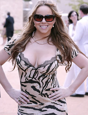 Mariah Carey Hollywood Actress Wallpaper-800x600
