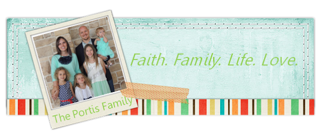 The Portis Family Blogs!