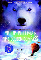 cover of 'The Golden Compass' by Philip Pullman