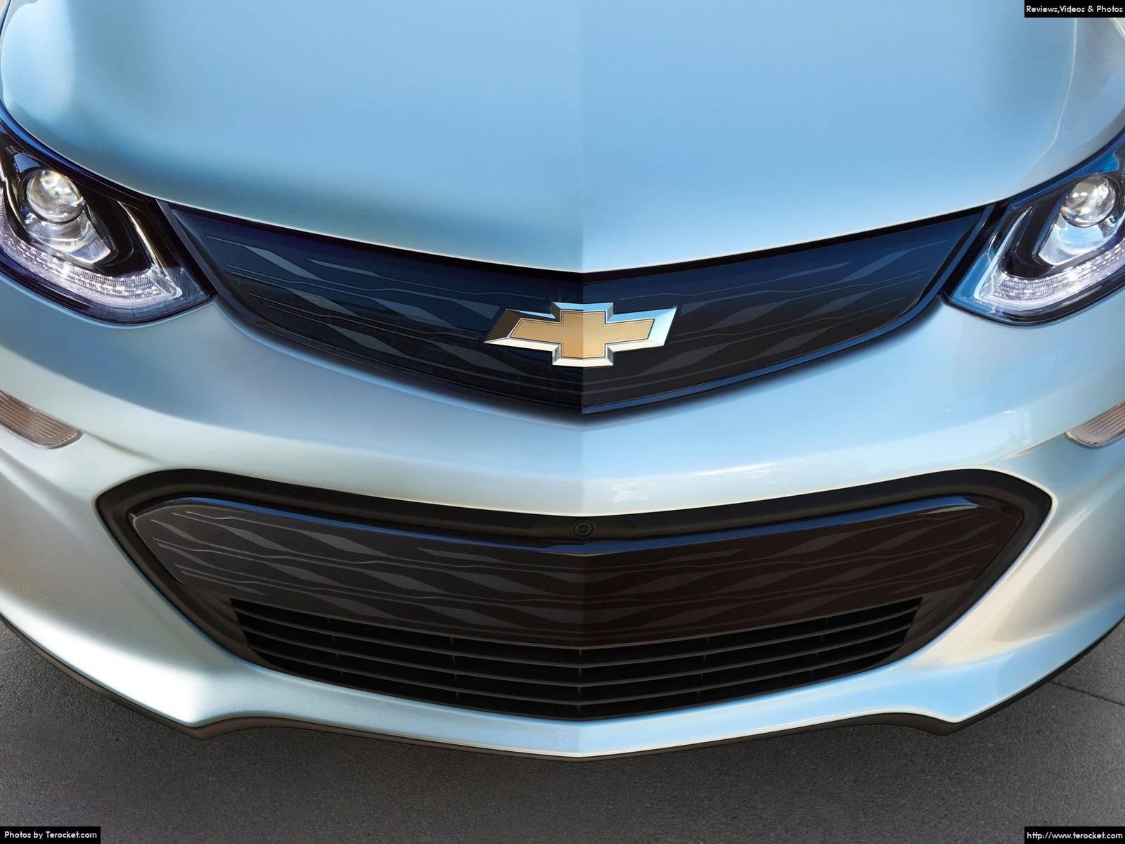 Hình ảnh xe ô tô Chevrolet Bolt EV 2017 & nội ngoại thất