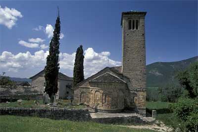 San Pedro de Lárrede (Serrablo)