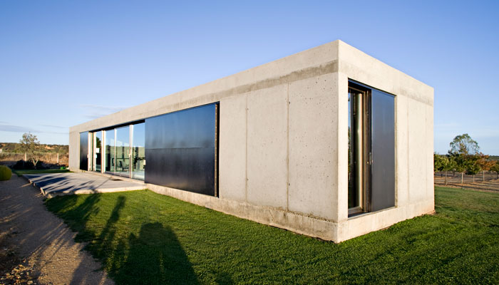 minimalist architecture from spain
