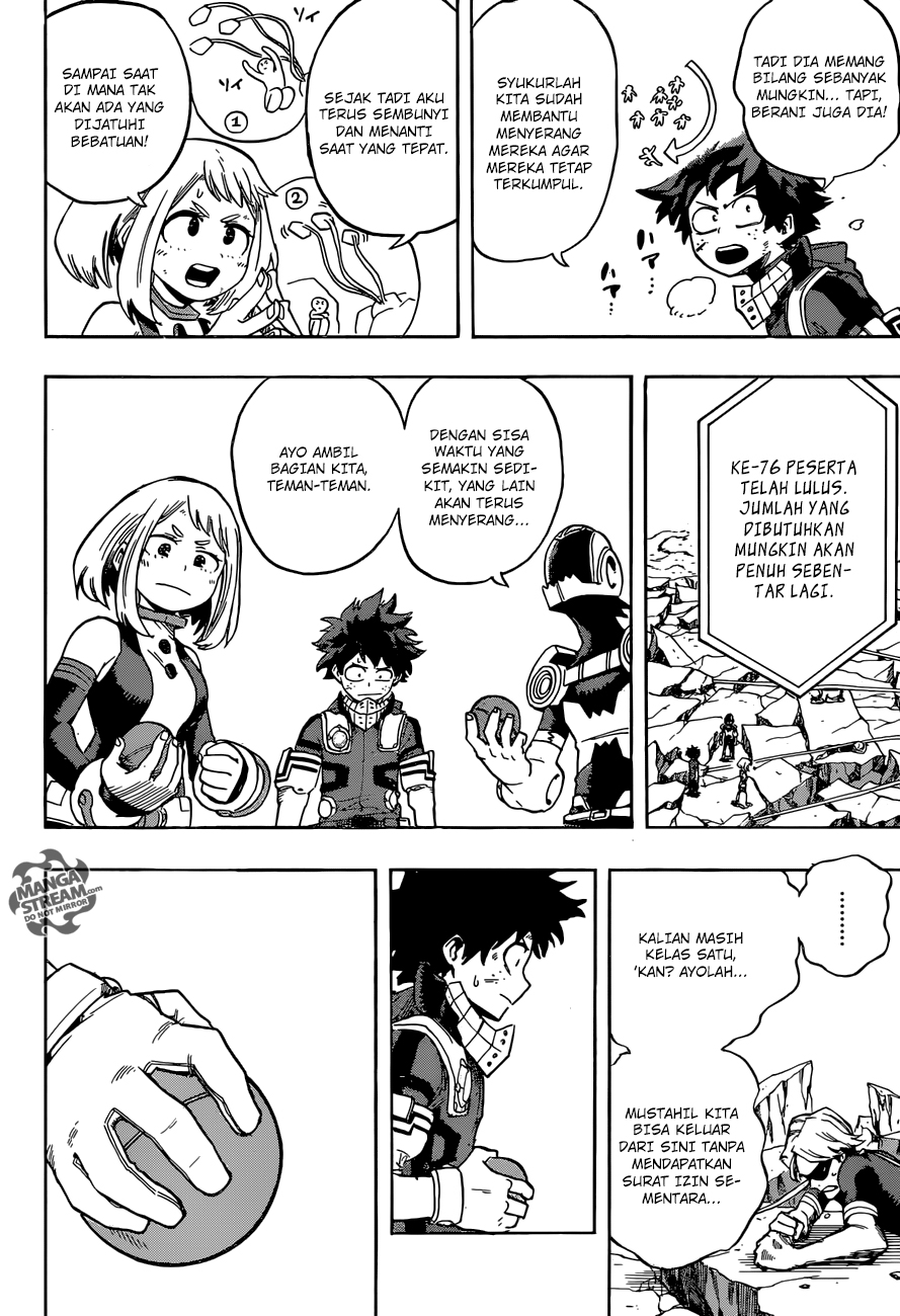 Boku no Hero Academia Chapter 107-17