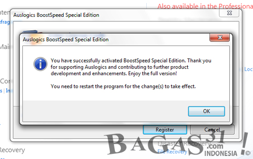 Auslogics BootSpeed 5 Special Edition + Serial 3