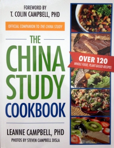 The health seekers kitchen the china study cookbook by leanne the china study cookbook by leanne campbell review recipes giveaway forumfinder Image collections