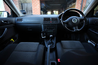VW Golf TDI 130 LT53ZCV