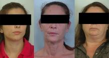 """le """"educatrici"""" Antonia Silvestri, 56 anni - Anna Maria Tozzi, 50 anni - Antonietta Silvestri, 31 anni - 4644IMG8915-541"""