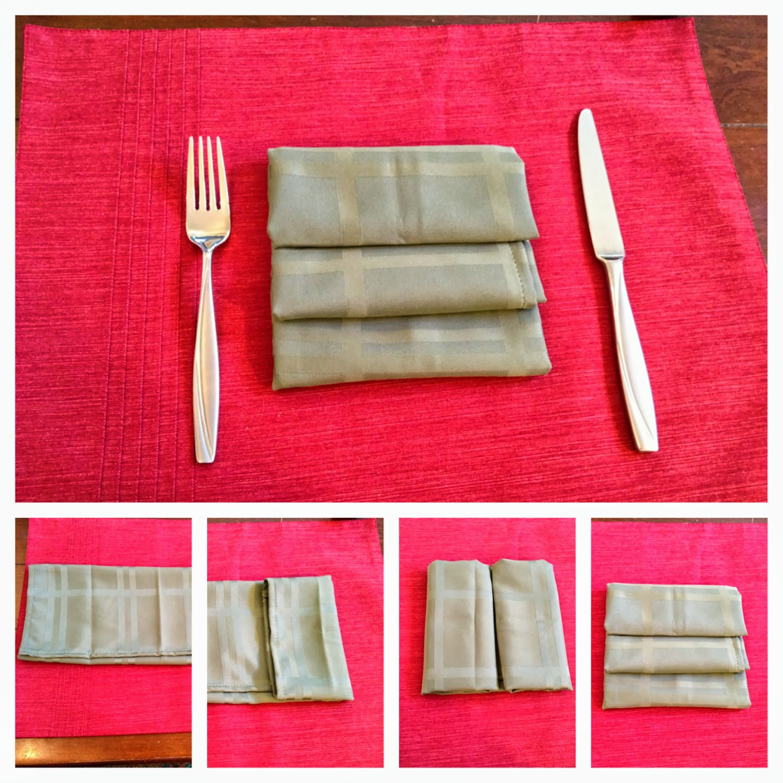 history of napkin folding Learn the fine art of napkin folding in a few simple steps since i love trivia, i also enjoyed reading about the history of napkins and some of the old customs.