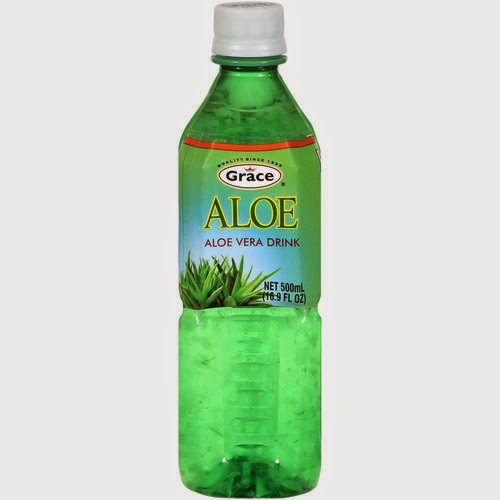 how to cook aloe vera drink