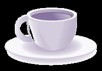 Dibujo de taza de té