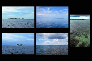 Pulau Sapangkor Kecil, Kec. Sapeken, Kepulauan Kangean