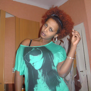 cool habesha girl