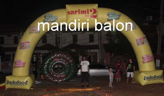 BALON GATE SARIMI