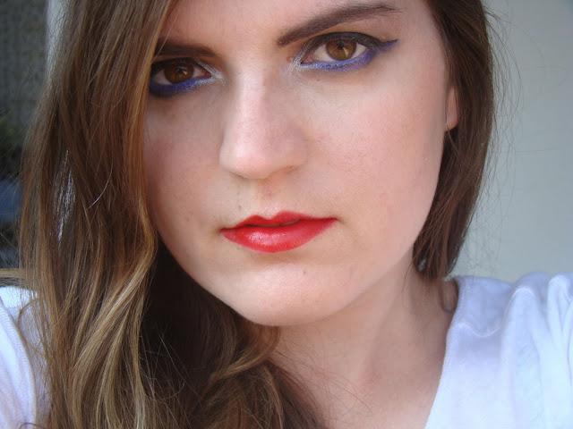 Bleu, Blanc, Rouge... Make up cocorico