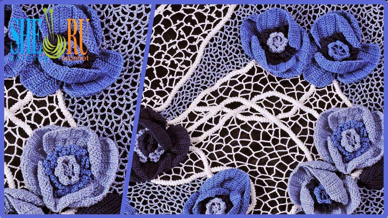 Crochet Lace Tutorial For Beginner : Sheruknitting: ??? 2014