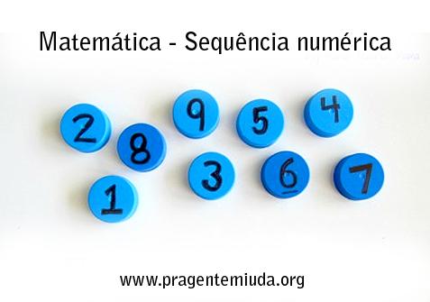 jogo matemático com tampinha pet