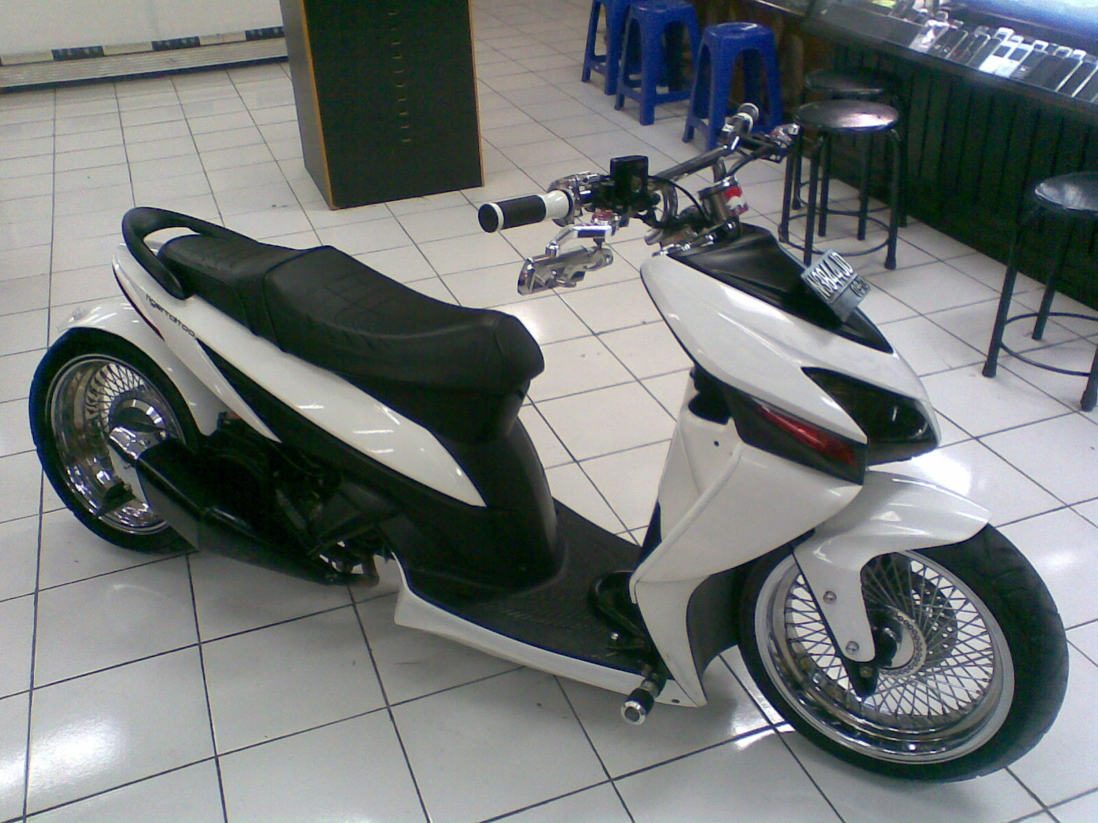 Modifikasi Cat Honda Vario | Autos Weblog
