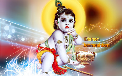 Lord-Krishna images for facebook and twitter