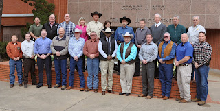 Among the trainings are for chief deputies in Texas.