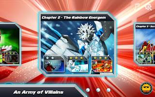 Game Power Rangers Dino Rumble Apk Premium + High Damage New Version