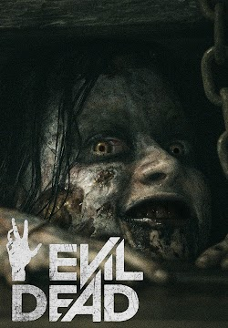 Ma Cây: Cuốn Sách Quỷ Ám - Evil Dead (2013) Poster