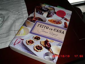 Leituras obrigatórias na minha cozinha:
