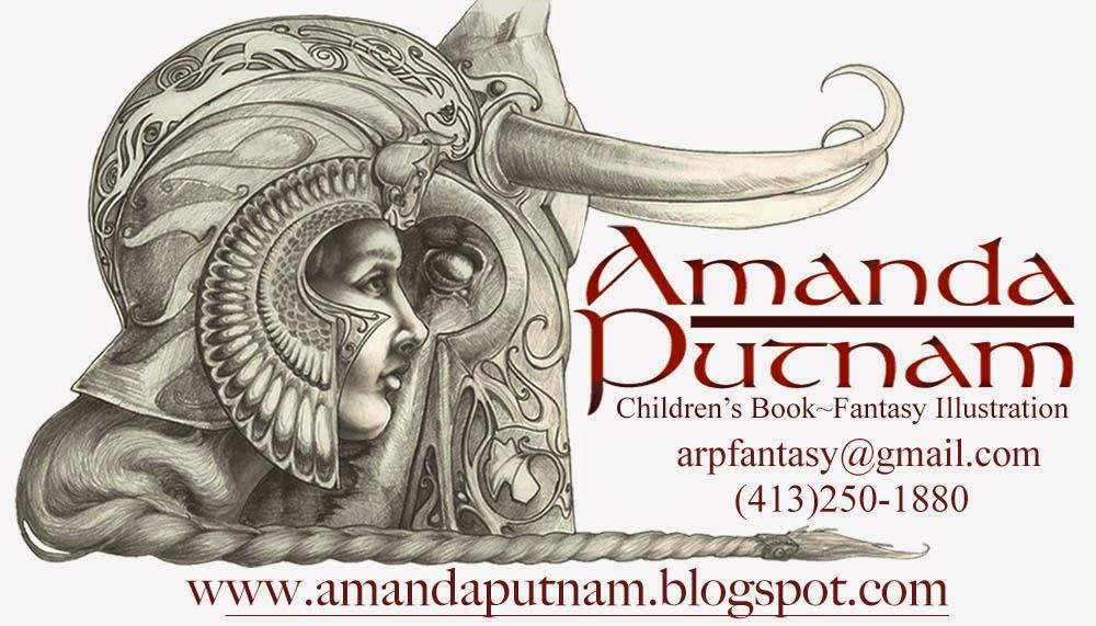 Amanda Putnam Portfolio