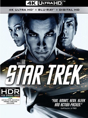 Filme Star Trek 4K 2009 Torrent