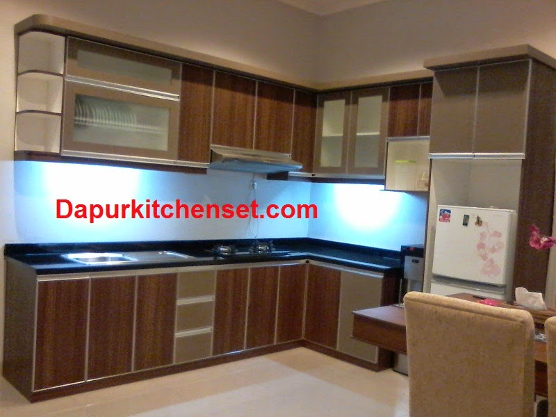 Jasa kitchen set daftar harga kitchen set 2016 for Harga kitchen set jati