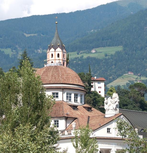 Meran, Südtirol in Italien
