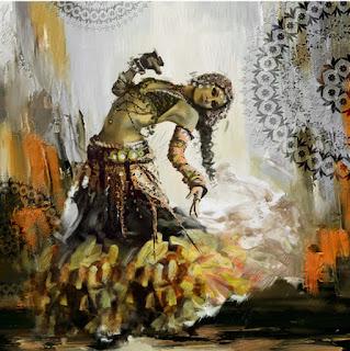 Diseños Abstractos Pinturas Modernas