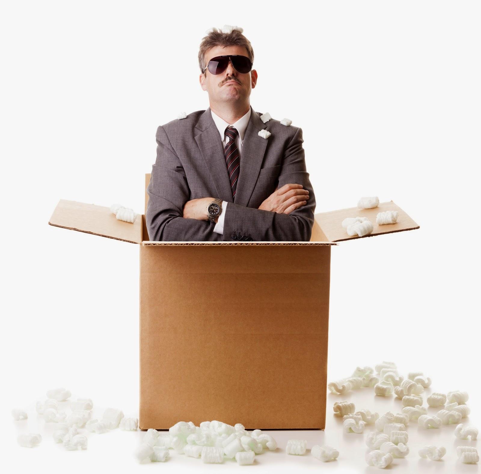 Businessman-in-a-Box