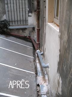 Evacuation PVC - De la Zep aux Étoiles