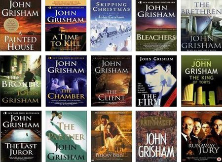 The best book by john grisham quotes