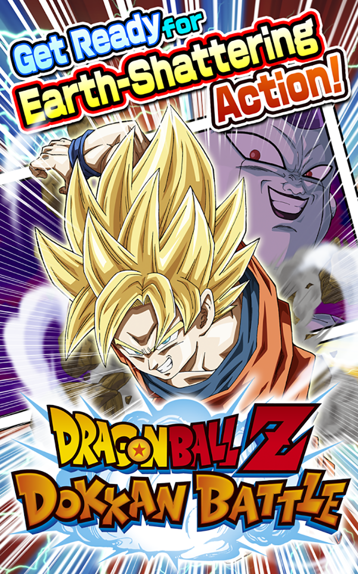 DRAGON BALL Z DOKKAN BATTLE Free App Game By BANDAI NAMCO Entertainment Inc.
