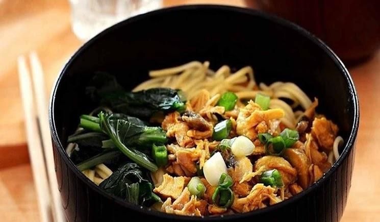 Resep Mie Ayam Jamur Kancing