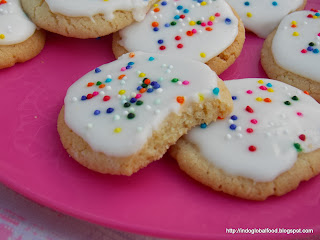 eggless sugar cookie