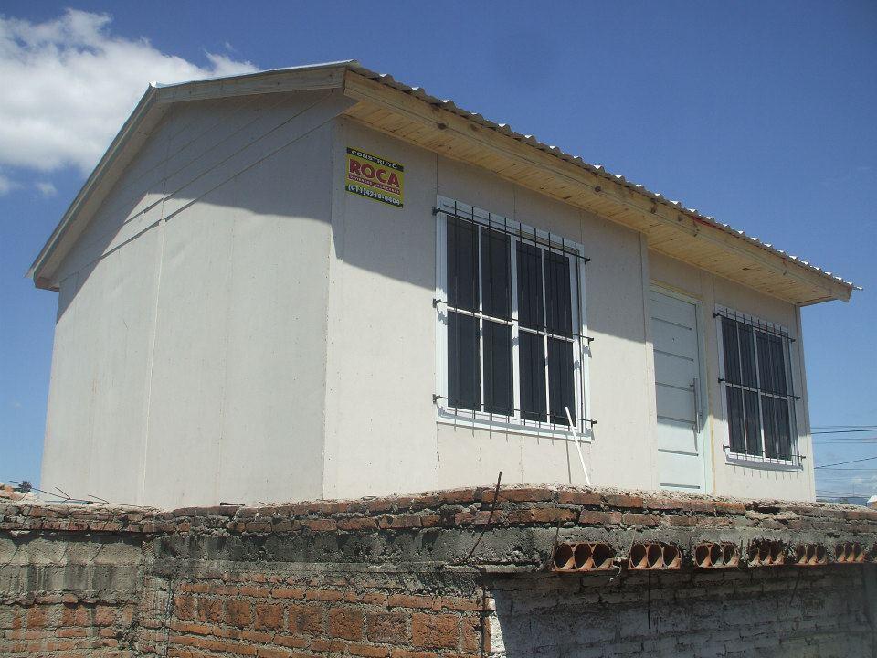 Casas prefabricadas madera cuanto sale remodelar una casa for Construccion de casas en terrazas
