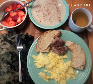 ROBBY ROBINSON'S DIET - HEALTHY BREAKFAST Robby's CONSULTATION Services to answer your questions about  bodybuilding, old school training and healthy lifestyle -  ▶ www.robbyrobinson.net/consultation.php