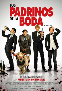 Ver online: Los Padrinos de la Boda (A Few Best Men) 2011