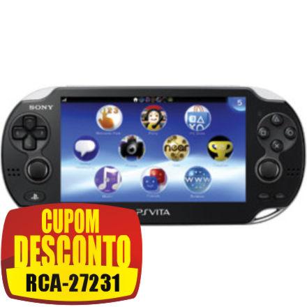 Cupom Efácil - Playstation Vita