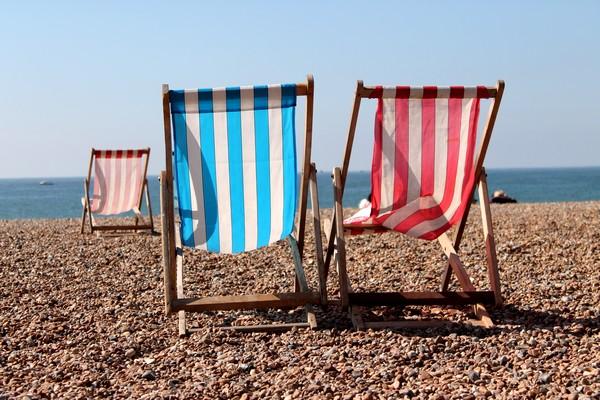 Brighton plage transat