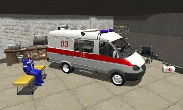 Ambulance Simulator 3D v1.0.2 APK Full
