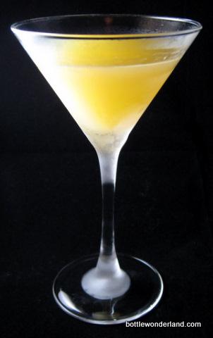 Hula-Hula Cocktail Drink