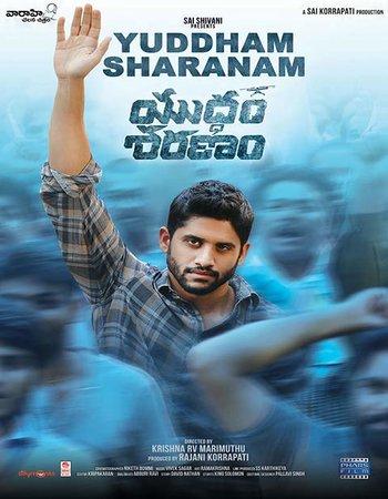 Yuddham Sharanam (2017) Dual Audio Hindi Dubbed 720p HD Download