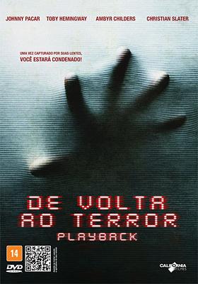 Filme Poster De Volta Ao Terror DVDRip XviD Dual Audio & RMVB Dublado